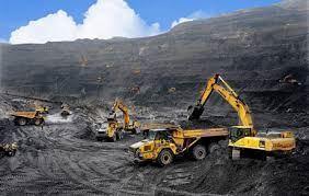 Khai thác than tại Quảng Ninh