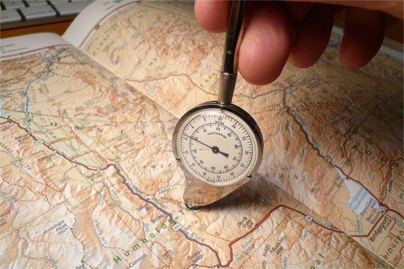 Đo đạc bản đồ